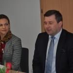 Magdalena Dutka i Robert Rosa, Zarząd firmy Abrys