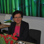 Magdalena Pochwalska, prezes Rejonowego Przedsiębiorstwa Wodociągów i Kanalizacji w Sosnowcu