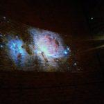 """Podczas Nocy Muzeów w leszczyńskiej wieży ciśnień można było podziwiać wystawę astrofotograficzną pt. """"Kawałki nieba w Wieży Ciśnień"""" (fot. MPWiK Leszno)"""