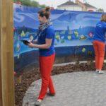 """Ścieżka edukacyjna """"Rzeka wiedzy"""" została uroczyście otwarta w czerwcu 2016 r. (Fot. JZWiK)"""