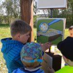 Ścieżka edukacyjna w Oczyszczalni Ścieków w Henrykowie (fot. MPWiK w Lesznie)